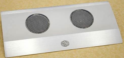 A CoolerMaster hordozható laptop hűtője